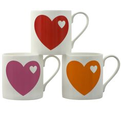 oh mugs. @Michelle Jarvis i could see you drinking your morning coffee out of one of these at the office