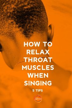 Eliminate vocal strain and discover how you can relax throat muscles when singing. 5 tips to improve your singing. singing Strained Throat From Singing: Solutions for More Relaxed Throat Vocal Lessons, Singing Lessons, Singing Tips, Music Lessons, Guitar Lessons, Singing Quotes, Guitar Tips, Guitar Songs, Guitar Chords