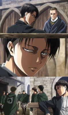 Fuuuuuuuuuuuuuuuuu- DAMN Levi, back again with the hot stares.