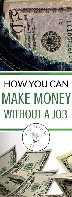 When I was laid off at work, I could have started looking for a new job. But it would have meant that I had a longer commute and additional daycare expenses. So I started working on my online business to make an income. Now I have a solid plan to make good money without a job while working from home and living a homestead life. via @whippoorwillgar