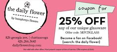 The Daily FlowerCoupon located inChattanoogaTN