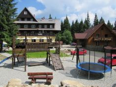 Hotel Mikulášska chata Jasná - Demänovská Dolina