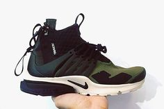 The ACRONYM x Nike Air Presto Gets a Stealthy Third Colorway
