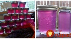 Home Canning, Preserves, Pickles, Korn, Mason Jars, Food And Drink, Homemade, Drinks, Smoothie