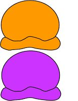 yellow & purple scoops for colour matching exercise Kindergarten Math Activities, Toddler Learning Activities, Summer Activities For Kids, Preschool Math, Book Activities, Movement Preschool, Body Preschool, Mig E Meg, What Is Parenting
