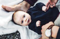 Oh hi :) Lifestyle Baby and Newborn Portraits by Asher + Oak Photography / Boston  Massachusetts Photographer / More at asherandoak.com