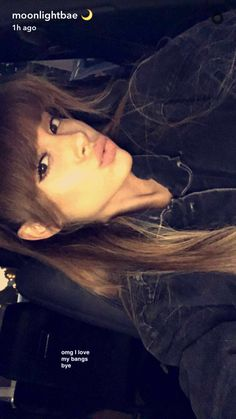 Your best and most updated fansite source in the web for all things Ariana Grande. Ariana Grande Bangs, Ariana Grande 2016, Ariana Grande Makeup, Frankie Grande, Bae, Ariana Grande Dangerous Woman, Light Of My Life, Queen, Her Music