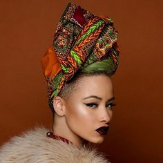 Afro Chic Head Wrap