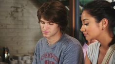 Toby Cavanaugh and Emily Fields Pretty Little Liars Season 1 Episode 5 Reality Bites Me