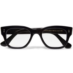 Two-Tone Eyeglassesby Cutler and Gross