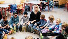 Faktaark om betydningen af bevægelse i undervisningen
