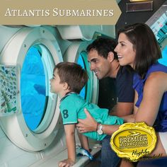 Atlantis Submarine Barbados - A proud member of Premier Attractions.  Access special discounts when you book early at www.premierattractions.bb