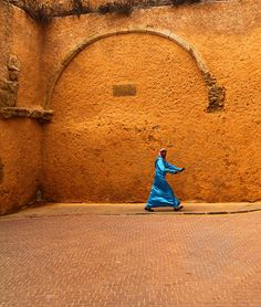 MOROCCO.i love it there the color soooo amazing must go back