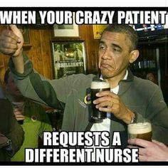 Daily Nurse Life :)