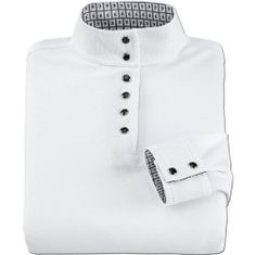 Éce Long Sleeve Competition Shirt < Show Shirts < Show Clothing | Dover Saddlery