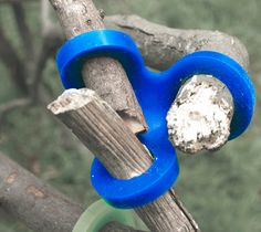 Stick-Lets: Flexible Fasteners Made for Kids Building Forts