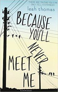 Review: Leah Thomas  Because Youll Never Meet Me