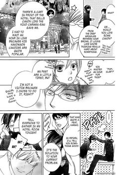 Read Ouran High School Host Club Chapter 83 - Haruhi is a poor tomboyish student at a school for the ultra-wealthy, and is able to attend because of a scholarship, but is unable to even afford a uniform. Growing Marigolds, Planting Marigolds, Growing Sunflowers, Ouran Host Club Manga, Flower App, Gakuen Babysitters, Ouran Highschool, Picture Comments, Picture Fails