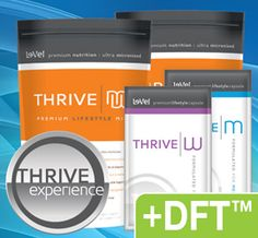 THRIVE Experience - Couple's Pack + DFT | Perfect for Father's Day! #FathersDayGifts