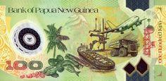 Bank of Papua New Guinea - 100 Kina