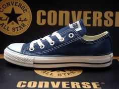 Chuck Taylor All Star - Navy Lowtop