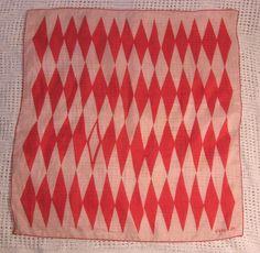 I love lingerie but I am a bit of a scarf fanatic.  I love them.. just love them.  1940s Vera silk parachute scarf