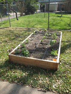 Filling your raised vegetable bed