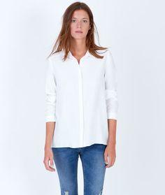 Chemisier à manches longues - Chemisiers, blouses - Nouvelle collection…