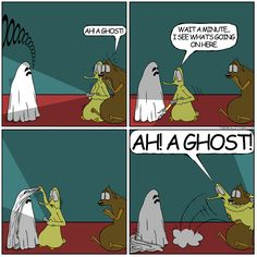 The Mealstorm » Ghost