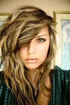 Love this hair color...pay day??? what do you think ...