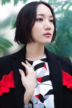Love her hair! {She's from Jpop group Perfume}