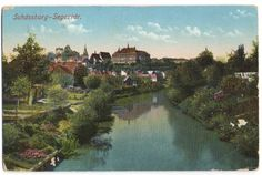 Sighisoara - 1915 Vintage Photographs, Romania, Culture, River, History, Pictures, Outdoor, Photos, Outdoors