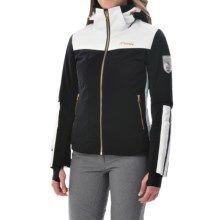 Phenix Lily Down Ski Jacket - Waterproof (For Women) in Black - Closeouts