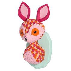 The Horrible Adorables exclusive 'Happy Haremus' for Land of Nod is still available through their website!  A bright cheerful accent for any room!  You can get yours by following this link: http://m.landofnod.com/horrible-adorable-wall-decor/s392466  #horribleadorables #landofnod