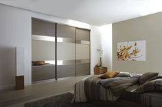 Sliding Wardrobes - Sliding Door Wardrobes - Made to Measure Bedroom | Think…