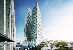 New York Yimby has unveiled BIG's latest New York skyscraper: 76 11th Avenue. Planned for one of the largest plots along the High Line, the nearly...