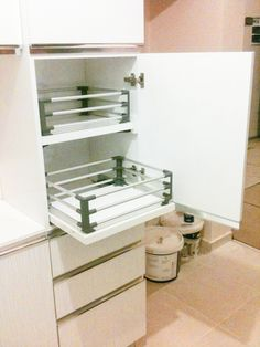 Hicret Mobilya ve Dekorasyon, Mutfak Kiler Örneği.
