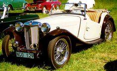 MG TC 1948.