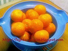 Μαντάρινι γλυκό του κουταλιού - από «Τα φαγητά της γιαγιάς» Fruit, Blog, The Fruit, Blogging