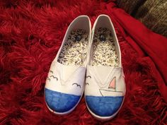 Shoes Bryan made for nana