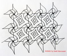 Tangle Brasil: WINDU example, see tutorial by Mafe Mavromati