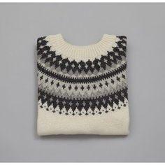 Fair Isle Knitting, Handicraft, Crafty, Wool, Crochet, Sweaters, Diy, Craft Ideas, Fashion
