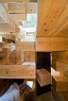 Gallery of Final Wooden House / Sou Fujimoto - 11