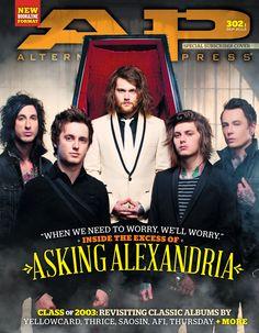 302.1 Asking Alexandria