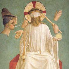 Cristo deriso - Beato Angelico