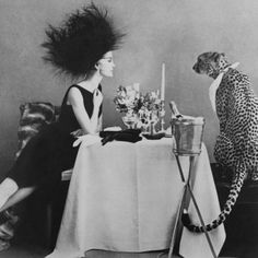Leombruno-Bodi 1960 20x26 Fashion Prints  by Condé Nast $175.00