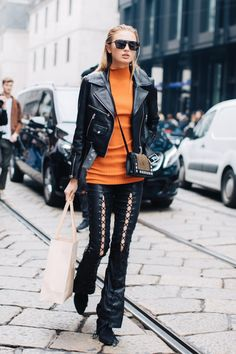FWAH2017 street style milan fashion week fall winter 2017 2018 looks trends sandra semburg trends ideas style 86