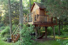 Treehouse by luvne32 (Photo) | Weather Underground