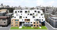 공동주택 모델을 제시한'삶을 채우다'