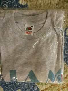 4e298ca2e779 Miami Vice Vintage Grey T-Shirt Size XXL BNWT  fashion  clothing  shoes